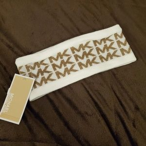 nwt Michael's Kors headband wrap